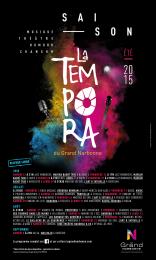 La 5ème édition de la Tempora 2015 donne le ton !