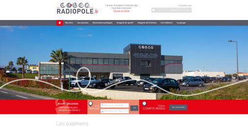 Transformation radicale pour le site de Radiopole