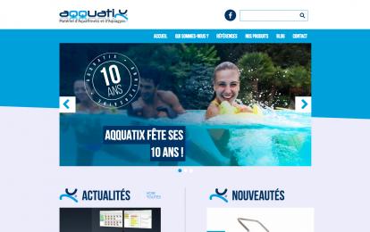 Aqquatix débarque en France avec AttrapTemps