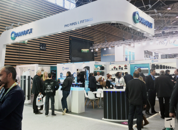 Sorodist aux salons Piscine Global Europe et Pollutec 2016